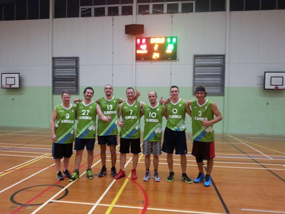 Slovenian Team