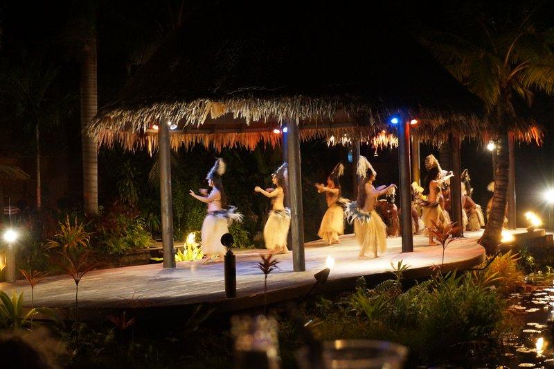 show dance rarotonga cook island
