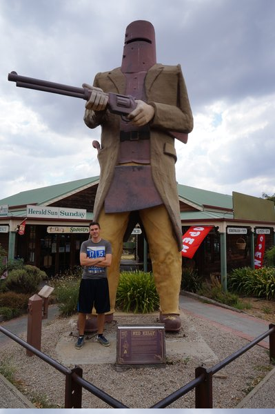 Giant Ned Kelly