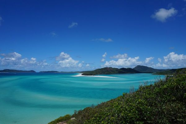Airlie Beach - Whitsunday islands